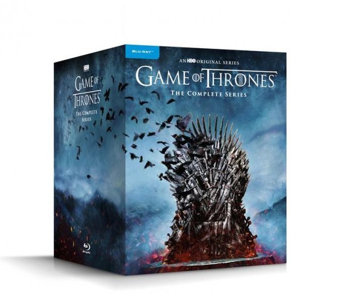 Il trono di spade: La serie completa (Blu-ray)