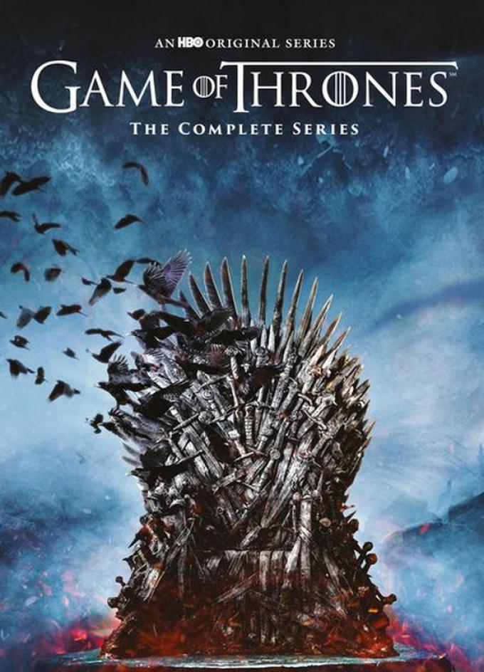 Il trono di spade: La serie completa (DVD)