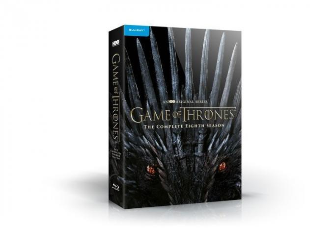 Il trono di spade: Stagione 8 (Blu-ray)