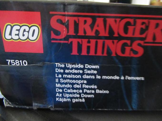 LEGO Stranger Things: 75810 - The Upside Down