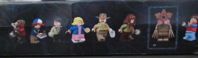 LEGO Stranger Things: 75810 - The Upside Down