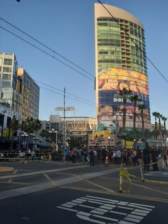 Foto della nostra collaboratrice Elisabetta Di Minico da San Diego