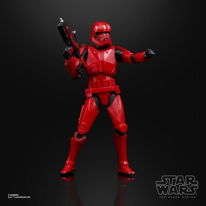 I giocattoli Hasbro dei Sith Troopers presentati al San Diego Comic-Con 2019