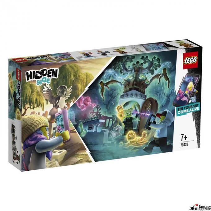 LEGO Hidden Side: 70420 Mistero nel cimitero