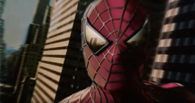 Spider-Man: il teaser del 2001 restaurato in 4K