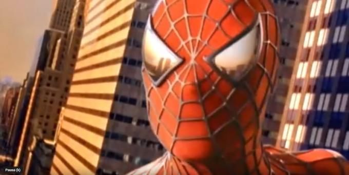 Spider-Man: il teaser del 2001