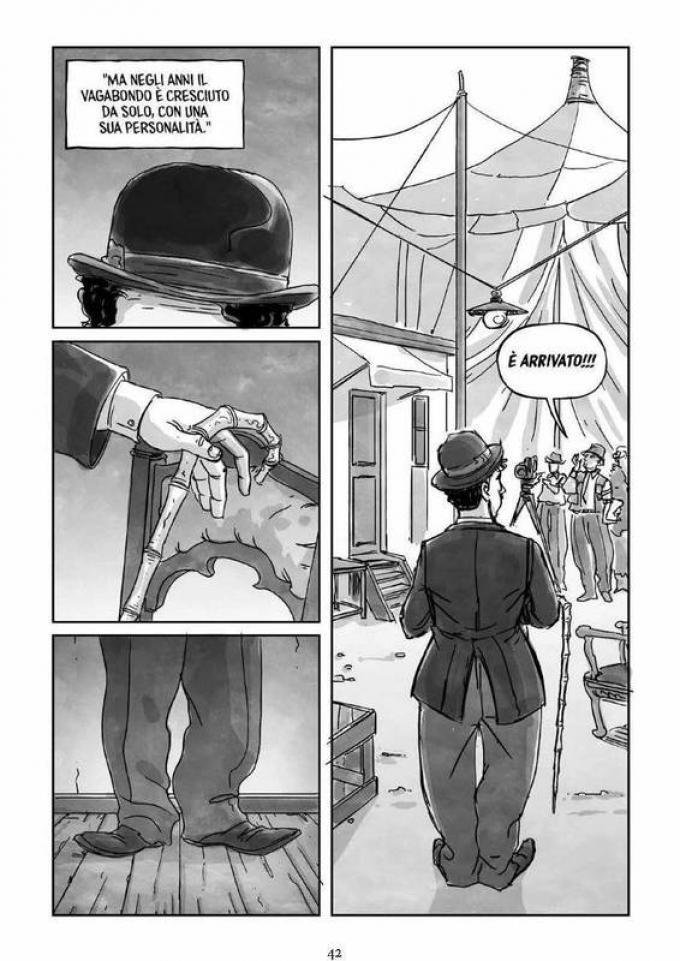 Charlie Chaplin – Il funambolo