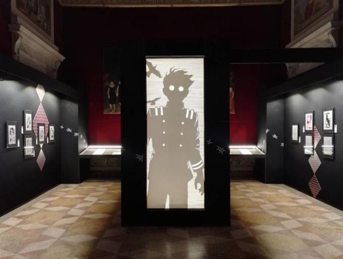 Le mostre a Palazzo Ducale. Lucca Comics & Games 2019