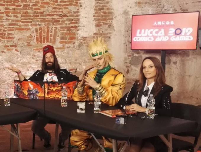 RPG Night Live Special D&D. Nicola De Gobbis, Leon Chiro ed Emanuela Pacotto