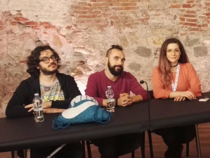 RPG Night Live Special D&D. Antonio Bellotta, Fabio Kenobit Bortolotti e CKibe