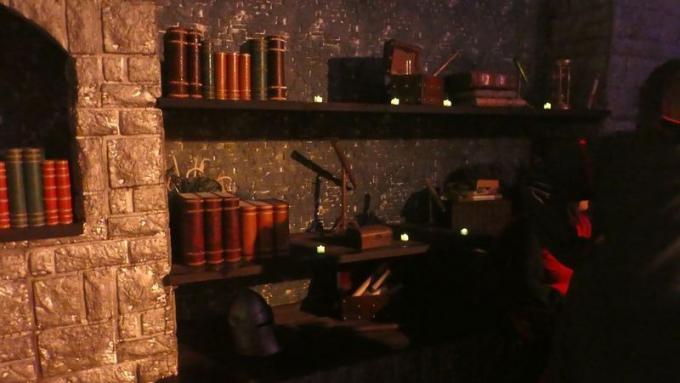 Alle porte del continente. Il percorso dedicato alla serie The Witcher di Netflix.