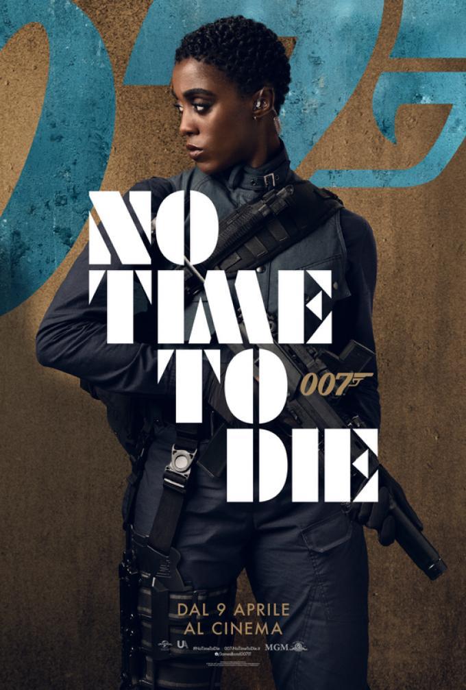 Lashana Lynch è Nomi in No Time to Die
