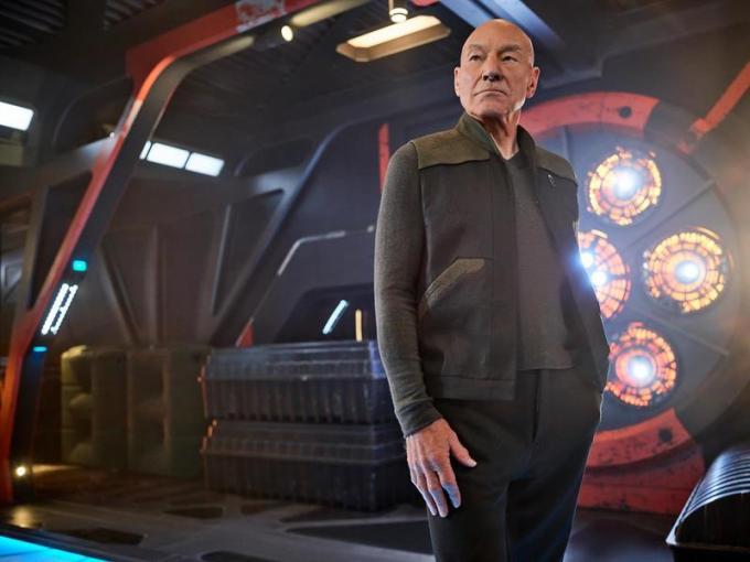 Picard- Sir Patrick Stewart è Jean Luc Picard
