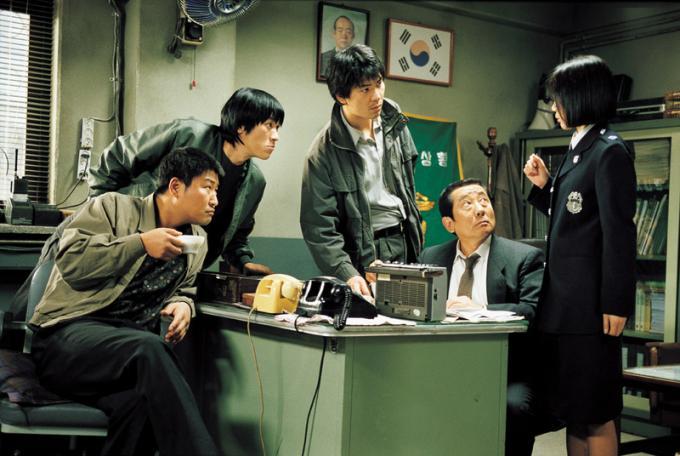 Song Kang-Ho, KOH Seo-hee,  Kim Sang-Kyung, BYUN Hee-bong, KIM Rwe-ha