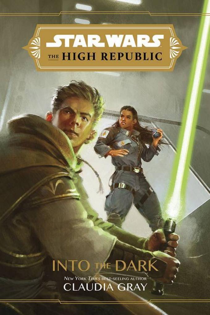 Star Wars: The High Republic: Into the Dark di Claudia Gray (Romanzo Young Adult) - Fonte Starwars.com
