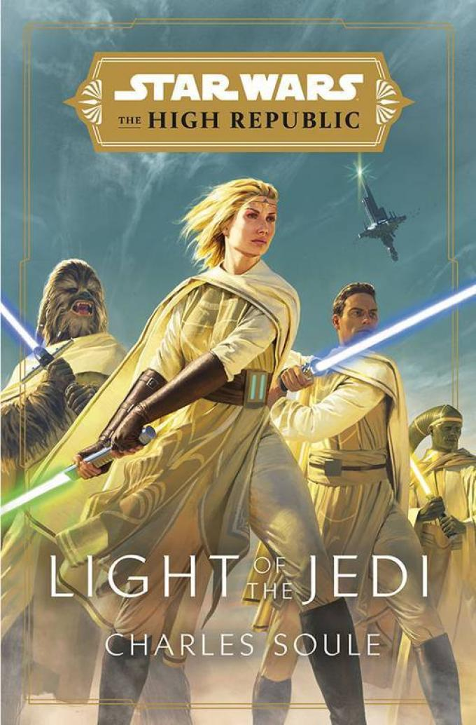 Star Wars: The High Republic: Light of the Jedi di Charles Soule (Romanzo per adulti) - Fonte Starwars.com