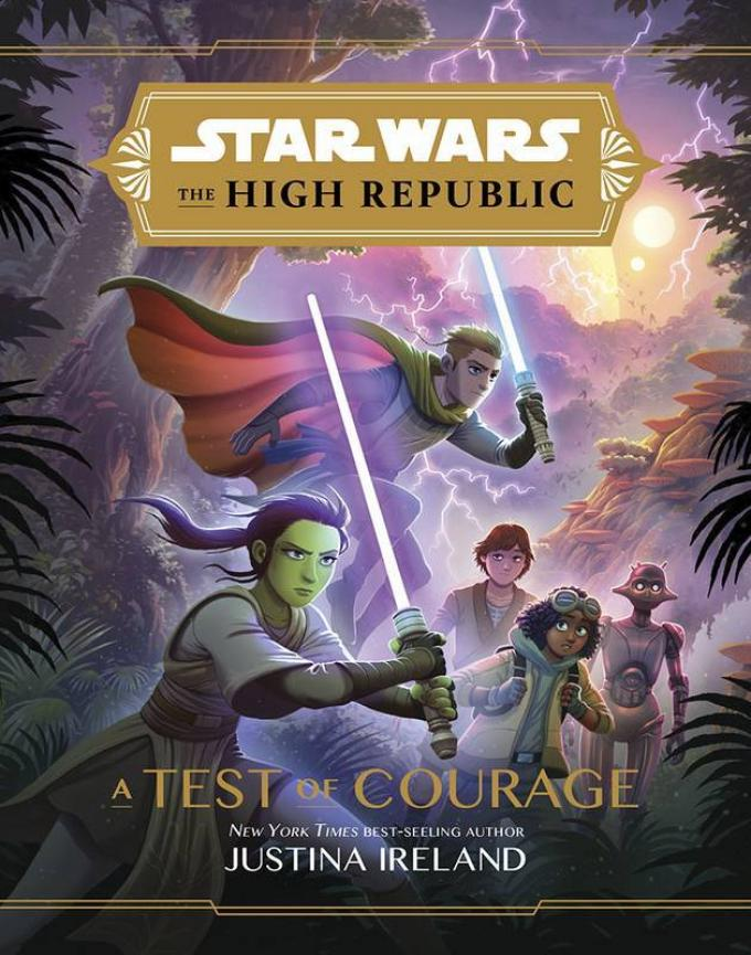 Star Wars: The High Republic: A Test of Courage di Justina Ireland (Romanzo per ragazzi) - Fonte Starwars.com