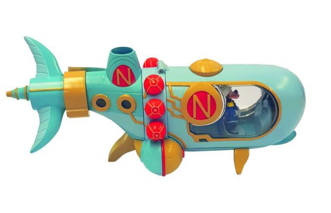Il Nautilus da collezione