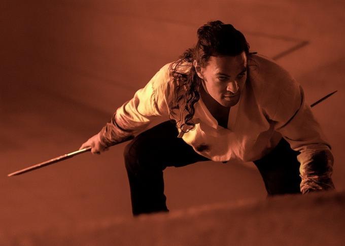 Jason Momoa (Duncan Idaho) in Dune