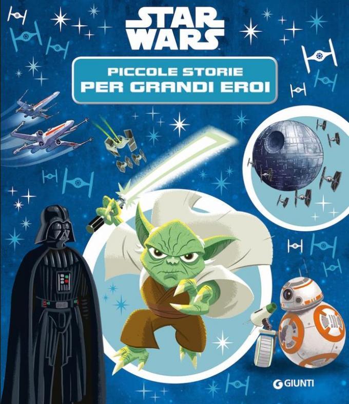 9788833470412 Star Wars Storie Per Crescere