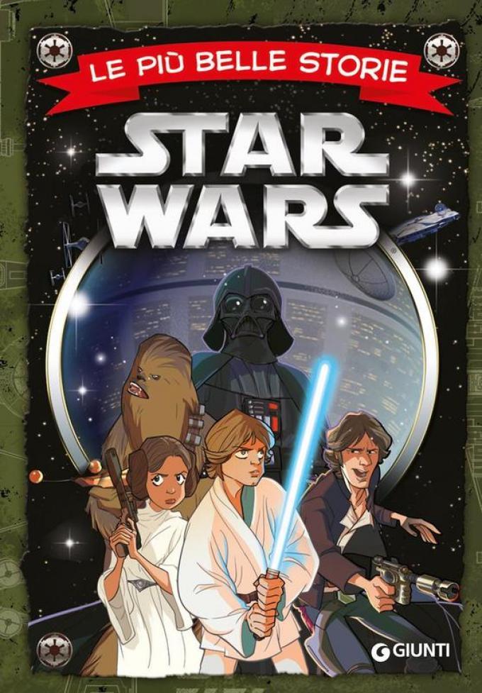 9788833470412 Star Wars Le più belle storie