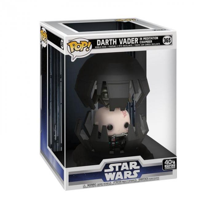 Funko Pop  Deluxe Darth Vader  Meditation Chamber