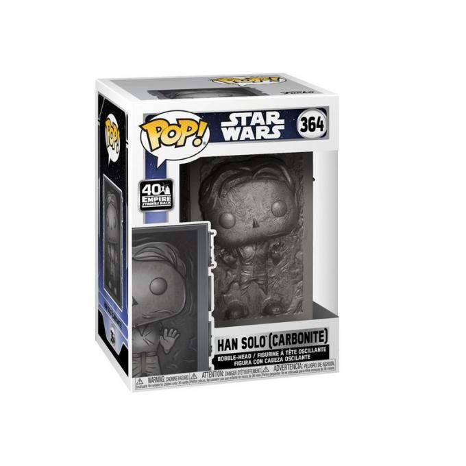 Funko Pop  Han In Carbonite Vinyl Figure