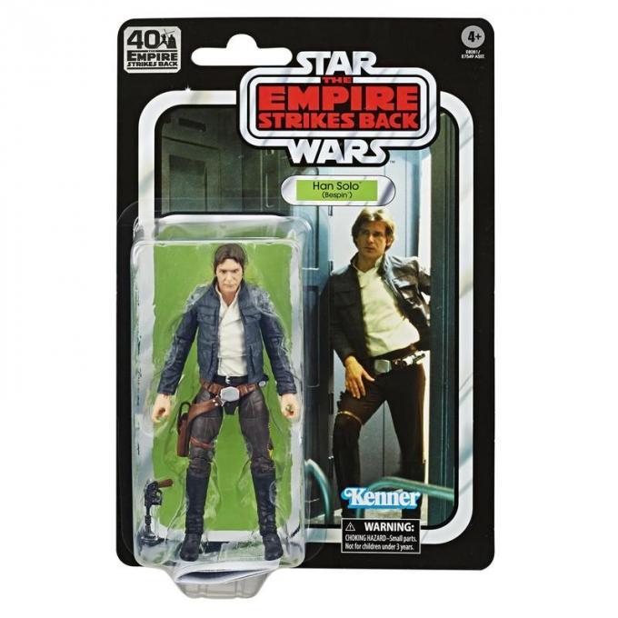 Han Solo By Hasbro