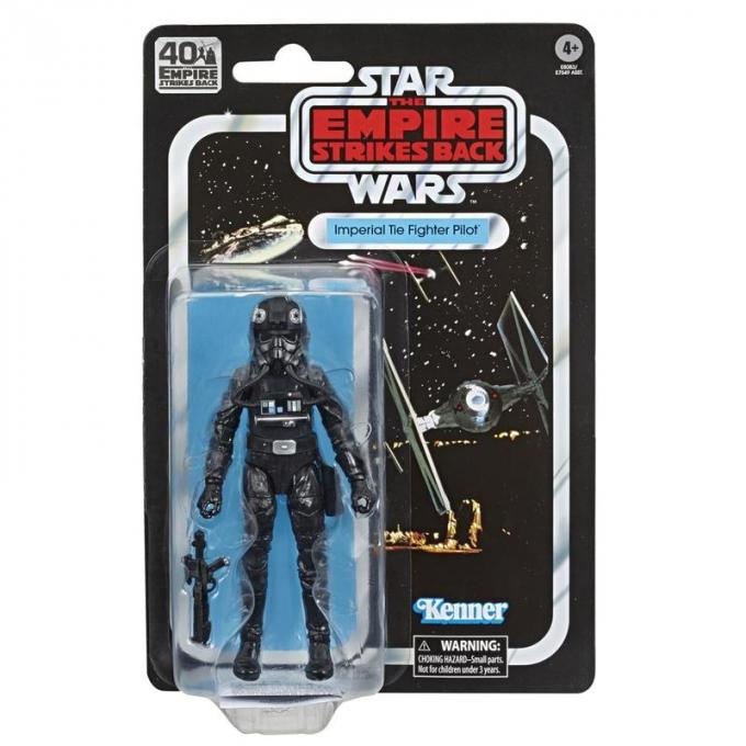 Imperial Tie Fighter Pilot By Hasbro