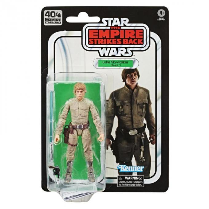 Luke Skywalker Bespin By Hasbro