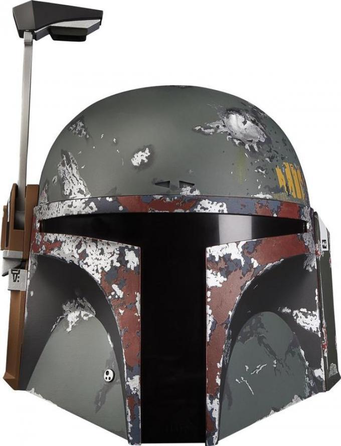 The Black Series Boba Fett Premium Electronic Helmet By Hasbro