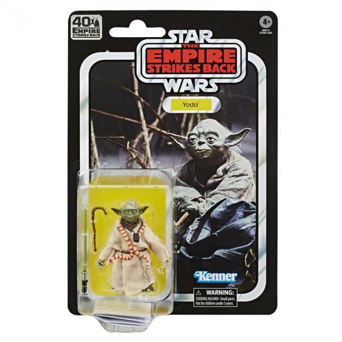 Yoda By Hasbro