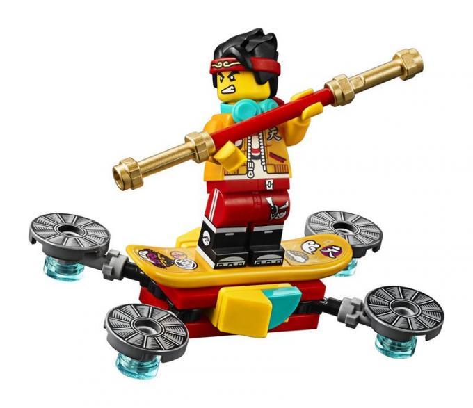 LEGO Monkie Kid - 80006 Back 03