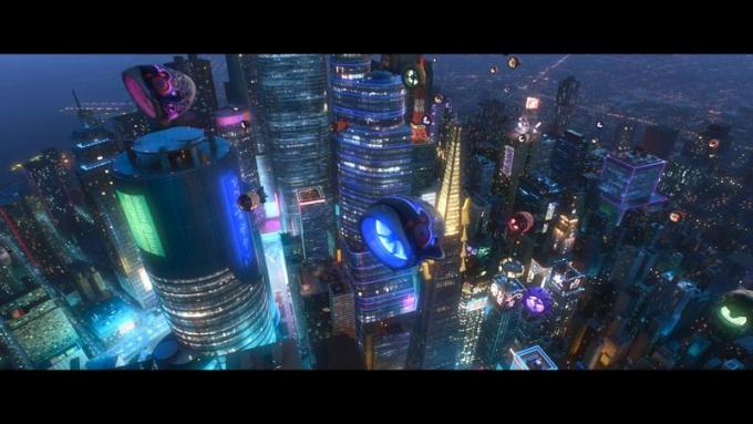 Zenimation Cityscapes BH6