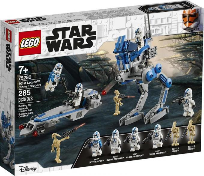 LEGO STAR WARS The Skywalker Saga 75280