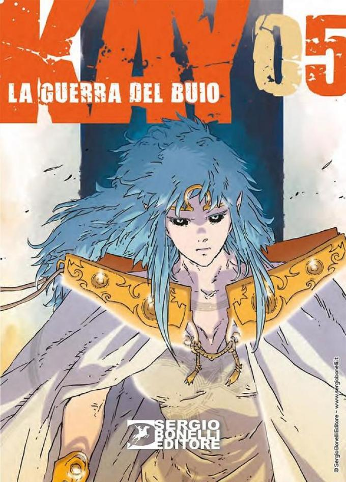Kay La Guerra del Buio 05