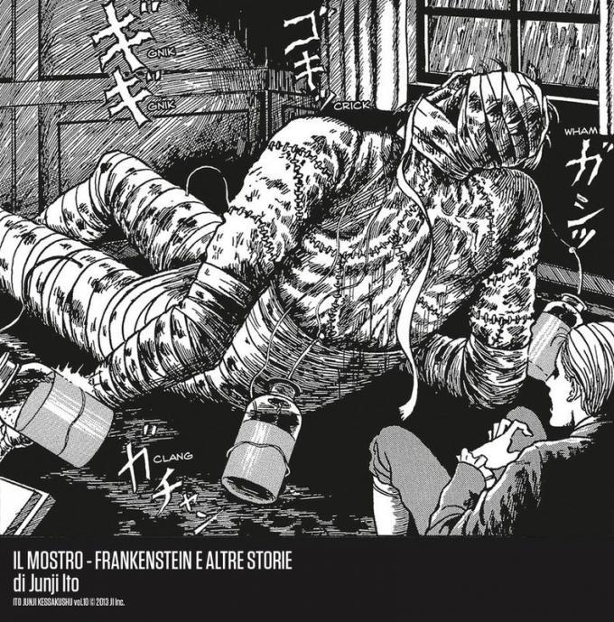 Il mostro – Frankestein e altre storie