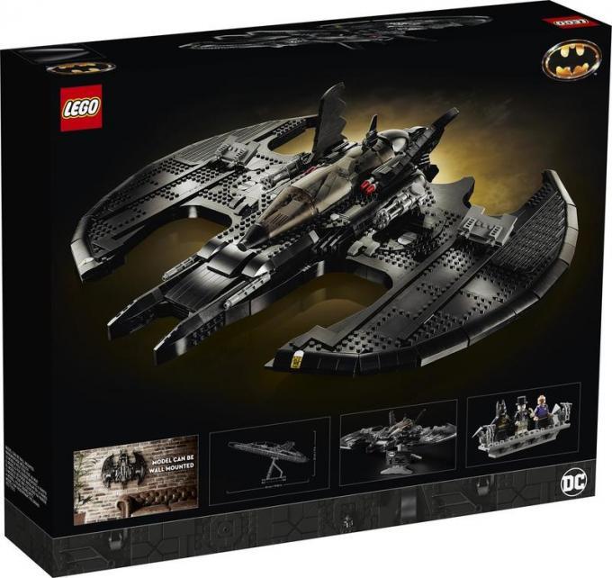 LEGO® DC BATMAN™ 1989 Batwing