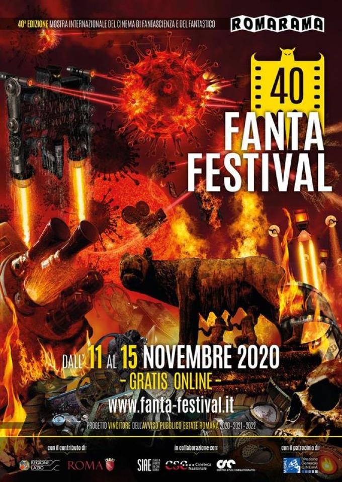 Poster di Mariano Baino
