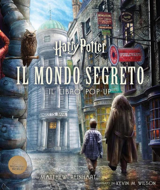 Harry Potter – Il mondo segreto