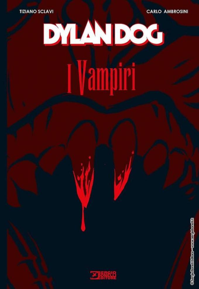 Dylan Dog. I Vampiri