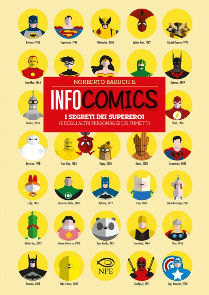 Infocomics - Copertina