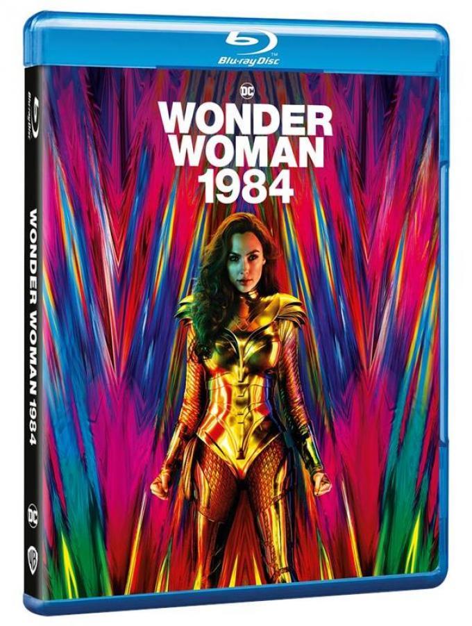Wonder Woman 1984 - Blu-ray