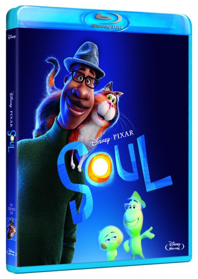 Soul: Blu-ray