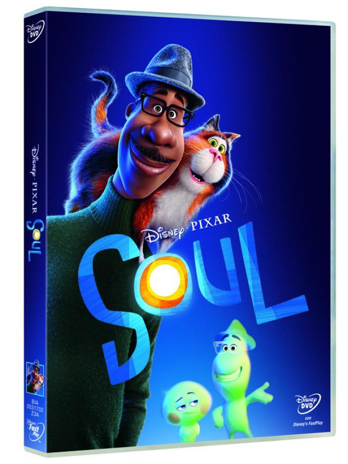 Soul: DVD