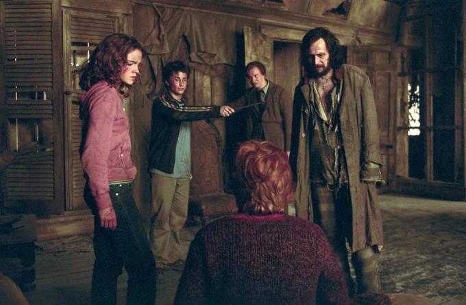 Sky Cinema Harry Potter