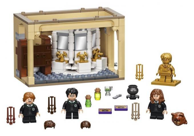 Hogwarts™: Errore della pozione polisucco LEGO® Harry Potter™ (76386)