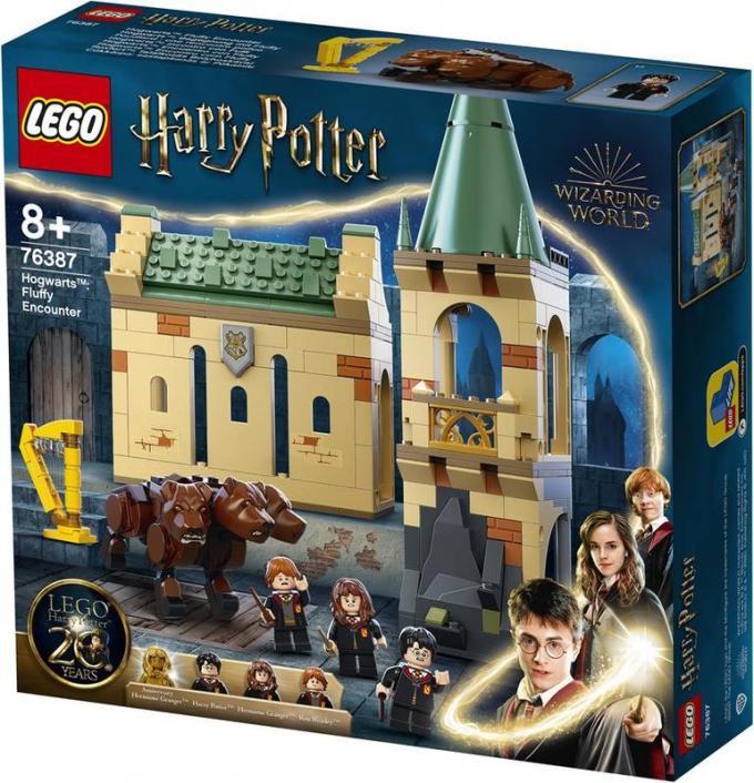 Hogwarts™: Incontro con Fuffi LEGO® Harry Potter™ (76387)