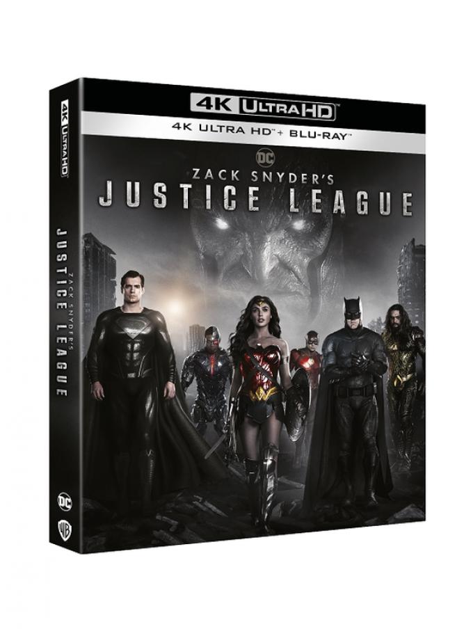 Zack Snyder's Justice League - 4K