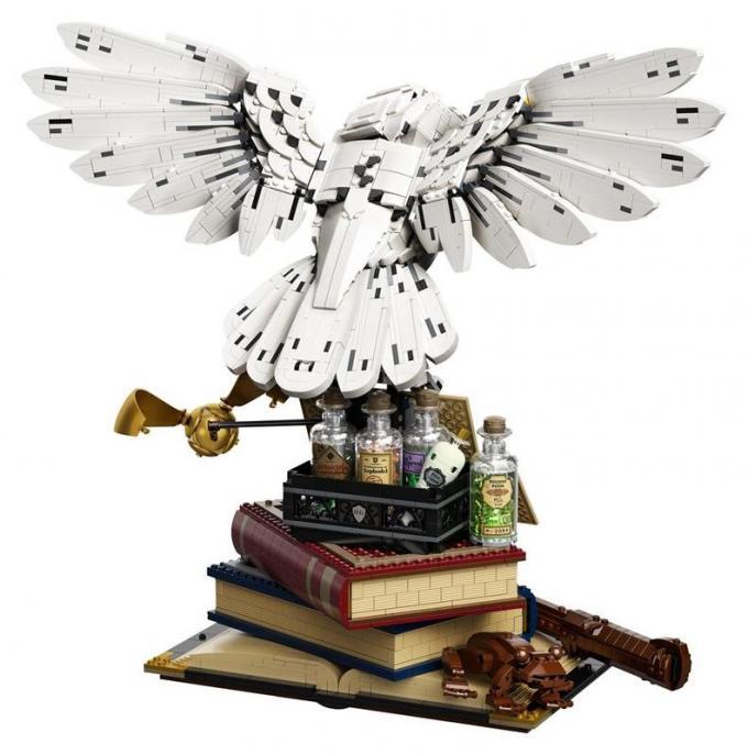 LEGO Harry Potter Icone di Hogwarts � Edizione del collezionista